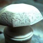 """【現代加賀九谷作家展】約150年眠っていた 名窯の""""型""""を使った作品を展示~制作風景~"""