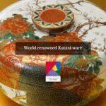 World renowned Kutani ware in 4K