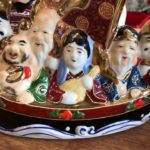 九谷焼 縁起もの 七福神 狛犬 入荷 八千代市リユースショップ 愛品館