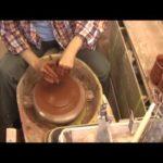 贈り物に人気の陶器 【九谷焼】 制作風景
