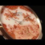 エルメスの腕時計に九谷焼の文字盤、伝統工芸士が語る Incredible Art Timepieces Presented by La Montre Hermes at Baselworld 2015